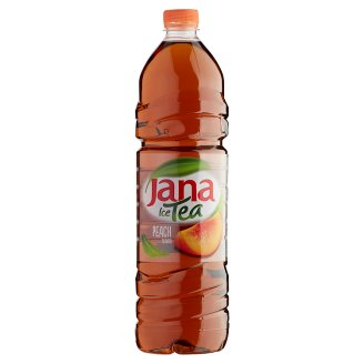 Jana Ice Tea Non-Carbonated Drink with Peach Flavour 1,5 l