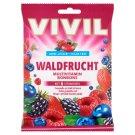 Vivil Multivitamin erdei gyümölcs ízű cukormentes, töltetlen keménycukorka édesítőszerekkel 60 g