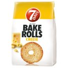 7DAYS Bake Rolls Bread Crisps with Cheese 80 g