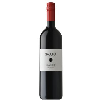 Sauska Cuvée 13 Dry Red Wine 13,5% 0,75 l
