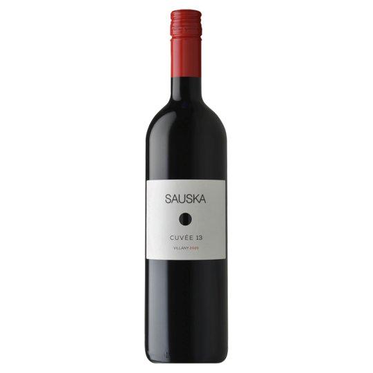 Sauska Cuvée 13 száraz vörösbor 13% 0,75 l