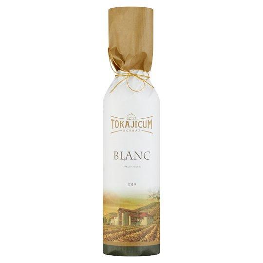 Tokajicum Zempléni Blanc Dry White Wine 12% 0,75 l