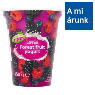 Tesco erdei vegyes gyümölcsös joghurt 150 g