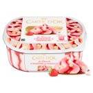 Carte D'Or Gelateria Strawberry & Meringue Ice Cream 900 ml