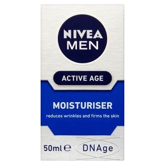 NIVEA MEN Active Age hidratáló krém 50 ml