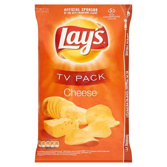 Lay's Sajtos ízű burgonya- chips TV Pack 150 g