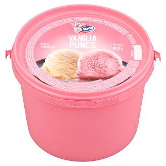 Ledo Vanilla and Punch Ice Cream 2000 ml