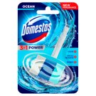 Domestos 3 in 1 Atlantic Toilet Rim Block 40 g