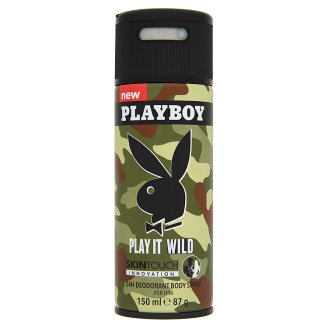 Playboy Play It Wild Deodorant 150 ml