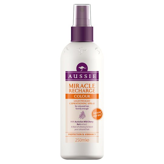 Aussie Colour Mate Miracle Recharge Leave-In Conditioner 250ml