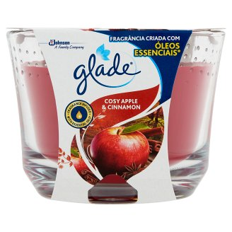 Glade by Brise Spiced Apple Giant Scented Candle 224 g