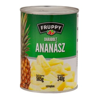 Fruppy Pineapple Cuts in Syrup 565 g