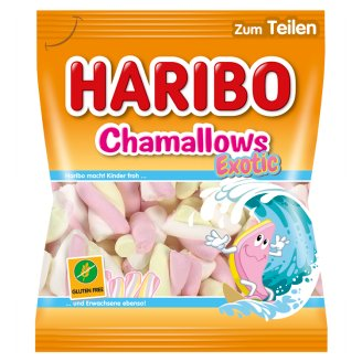 Haribo Chamallows Exotic habcukor 100 g