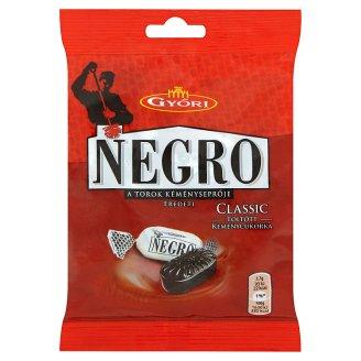 Győri Negro Classic Filled Drops 79 g
