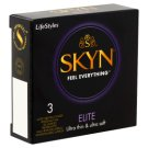 LifeStyles Skyn Elite Non-Latex Condoms 3 pcs