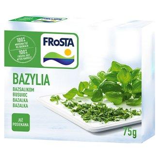 FRoSTA Quick-Frozen Basil 75 g