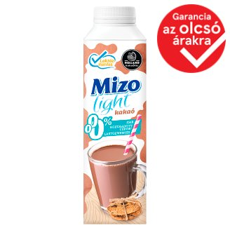 Mizo Light Lactose-Free Cocoa Drink with Sweeteners 450 ml