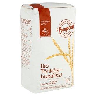 Biopont Organic Whole Meal Spelt Flour 1 kg