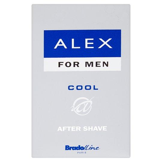 Alex for Men Cool borotválkozás utáni arcszesz 100 ml