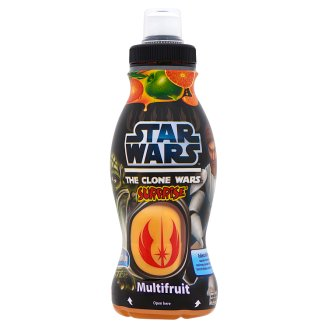 Star Wars The Clone Wars Surprise Multifruit gyümölcsital 300 ml
