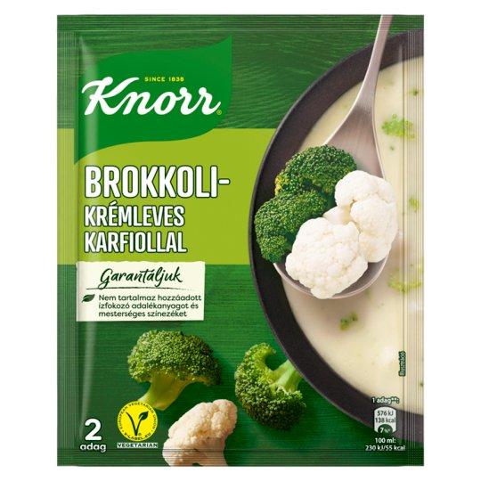 Knorr Broccoli Cream Soup with Cauliflower 51 g