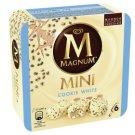 Magnum Mini Multipack Kekszes-Fehér Csokoládés Jégkrém 6 x 55 ml