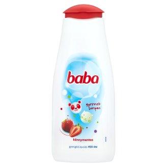 Baba könnymentes gyereksampon 400 ml