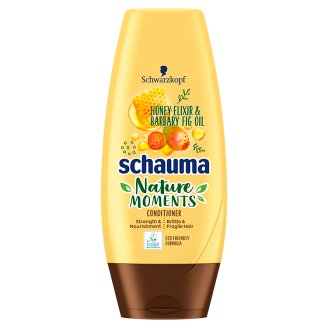 Schauma Nature Moments Méz Elixír & Fügekaktusz Olaj hajbalzsam 200 ml