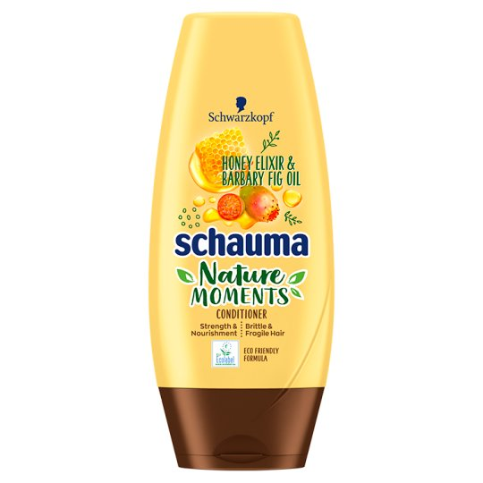 Schauma Nature Moments Honey Elixir & Barbary Fig Oil Hair Conditioner 200 ml