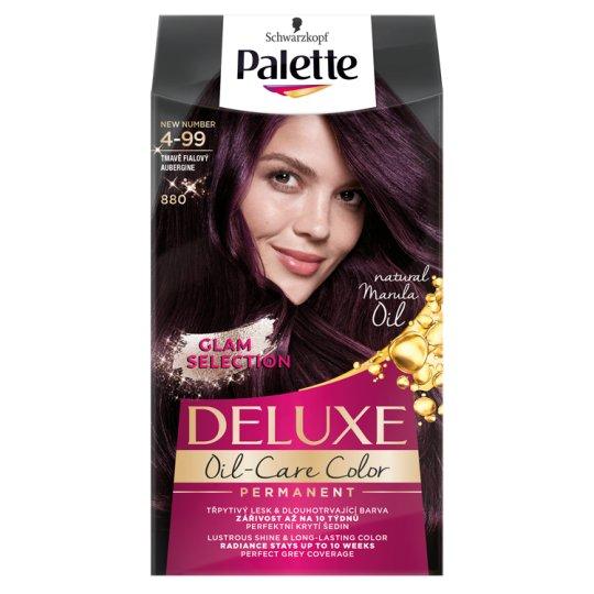 Schwarzkopf Palette Deluxe Intense Cream Hair Colorant 880 Eggplant