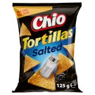 Chio Tortillas Salted Corn Snack 125 g