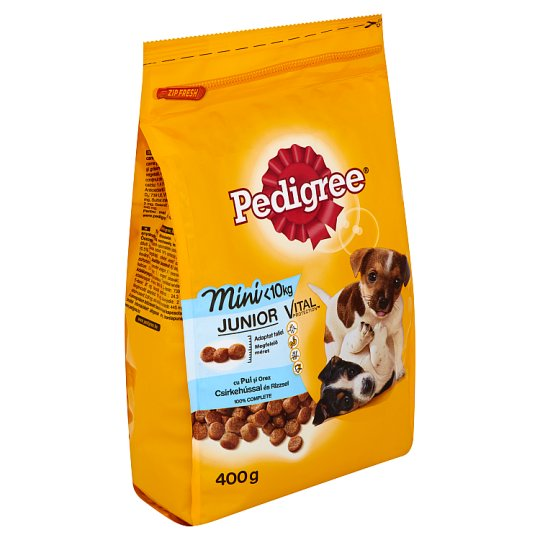 Pedigree Vital Protection Junior Complete Pet Food for Puppies and Mother Dogs 400 g