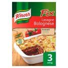 Knorr Fix Lasagne Bolognese Pastry and Sauce 205 g