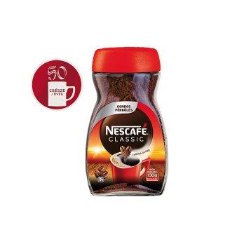 Nescafé Classic azonnal oldódó kávé 100 g