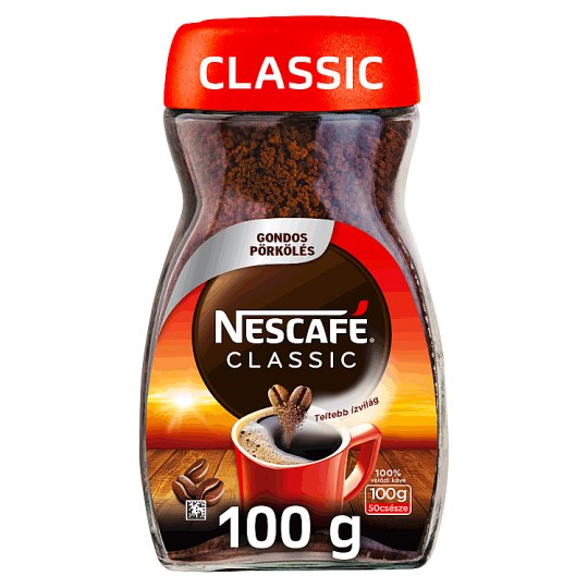 Nescafé Classic Instant Coffee 100 g