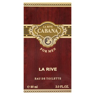 La Rive Cabana Eau de Toilette for Men 90 ml