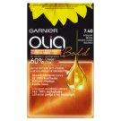 Garnier Olia 7.40 Intense Light Copper Red Permanent Colorant