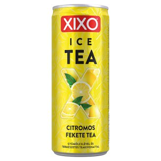 XIXO Ice Tea Lemon Flavoured Tea 250 ml