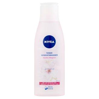 NIVEA ápoló arctonik száraz és érzékeny bőrre 200 ml