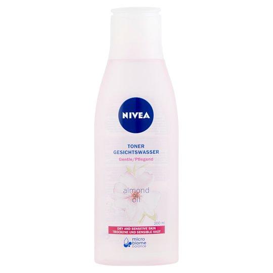 NIVEA Nourishing Face Tonic for Dry and Sensitive Skin 200 ml