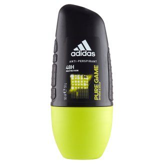 Adidas Pure Game Anti-Perspirant Roll-On for Men 50 ml