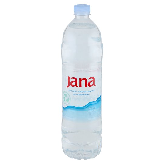 Jana Non Carbonated Natural Mineral Water 1,5 l