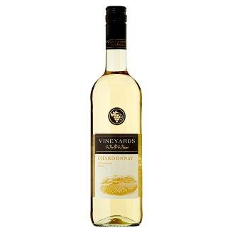 Vineyards World Wines Chardonnay Dry White Wine 12,5% 750 ml