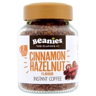 Beanies Cinnamon Hazelnut Flavour Instant Coffee 50 g