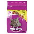 Whiskas 1+ teljes értékű állateledel felnőtt macskák számára csirkehússal 300 g