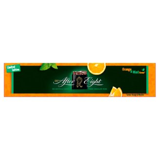 After Eight Mint Chocolate Thins with Orange Flavour 400 g
