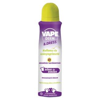 Vape Derm & Dress Mosquito and Tick Repellent Aerosol 150 ml