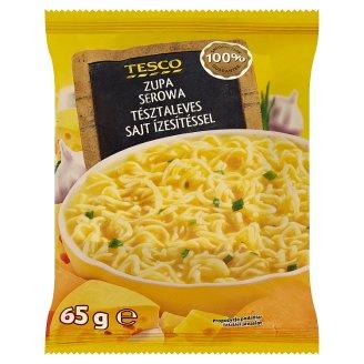 Tesco tésztaleves sajt ízesítéssel 65 g