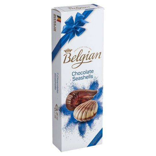 Belgian Seashells belga csokoládé praliné 65 g