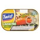 Twist lazacfilé citromos növényi olajban 125 g